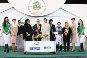 Solo Restoreto claims Wathba Stud Farm Cup in style