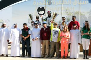 Read more about the article Spanish rider Pinol tops in Al Dhafra Endurance Ride