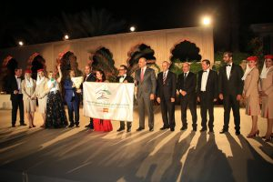Stage set for HH Sheikh Mansoor Festival's World Arabian Horse Racing Forum