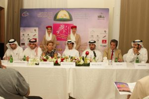 Stage set for the HH Sheikha Fatima Endurance Cup for Ladies