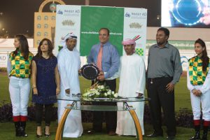 The Abu Dhabi Authority for Culture and Heritage's (ADACH) HH Sheikh Mansoor bin Zayed Al Nahyan Global Flat Racing series will be another race to be staged at the Abu Dhabi Equestrian Club (ADEC) race course