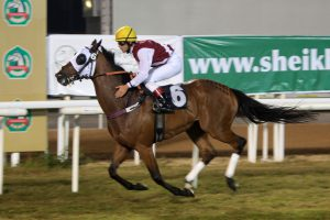 The race was UAE-bred maiden horses will be ruin over 11 furlongs and is open to Private Owners only with Invest AD chipping in as sponsors.