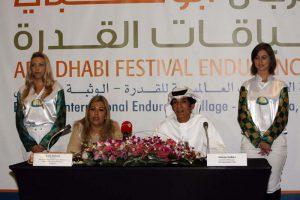 Three endurance ride in inaugural Abu Dhabi Endurance Festival starting Thursday