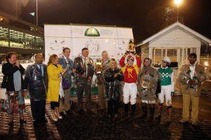 Read more about the article US jockeys dominate the Sheikh Zayed Cup and Sheikha Fatima Championship scenes at Sam Houston
