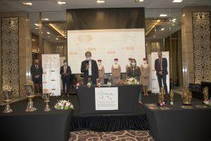 Sheikh Zayed Jewel Crown Post Position draw