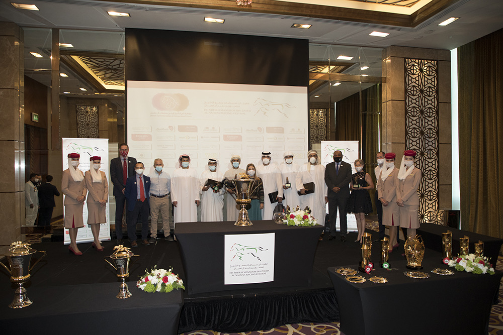 Sheikh Zayed Jewel Crown Post Position draw