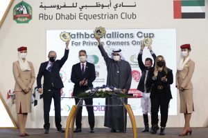 Wathba Stallions Cup For Private Owners, Sunday 10 January 2021