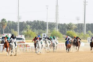 """Yahawa"" is the champion of Round 10 of the Al Wathba Cup in Al Ain"