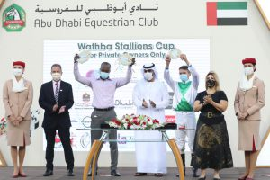 Wathba Stallions Cup For Private Owners, Sunday 7 March 2021, at Abu Dhabi Equestrian Club