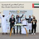 Wathba Stallions Cup For Private Owners, 21 March 2021, at Abu Dhabi Equestrian Club