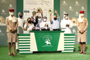 Wathba Stallions Cup For Private Owners, Friday 2 April 2021, at Al Ain Racecourse